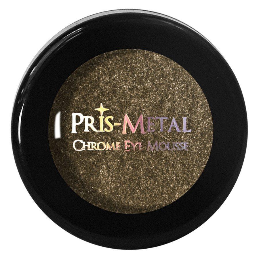 J.Cat Pris-Metal Chrome Eye Mousse, Leopard King