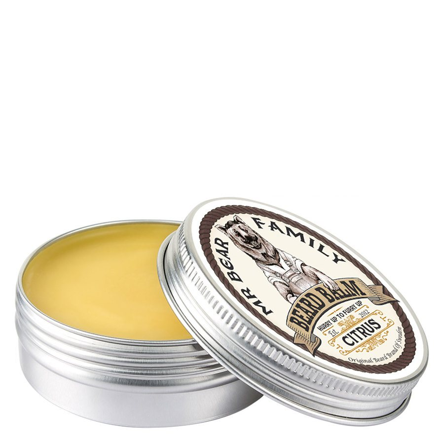 Mr Bear Family Beard Balm Citrus 60 ml