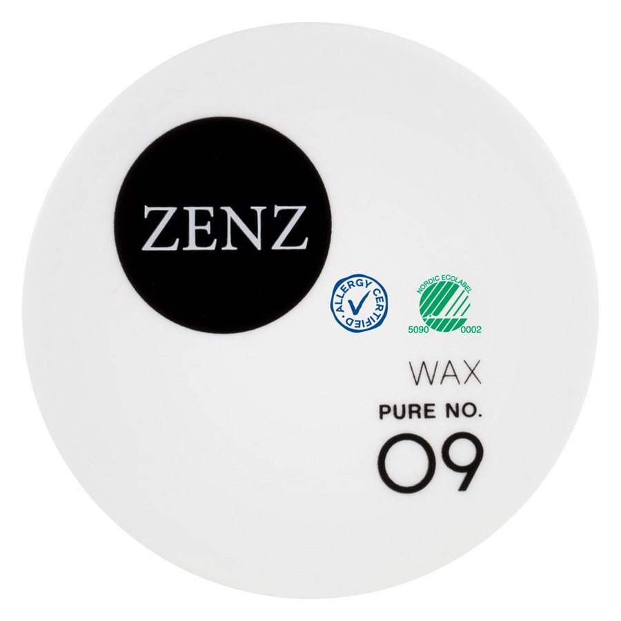 Zenz Organic No. 09 Pure Wax 75 g