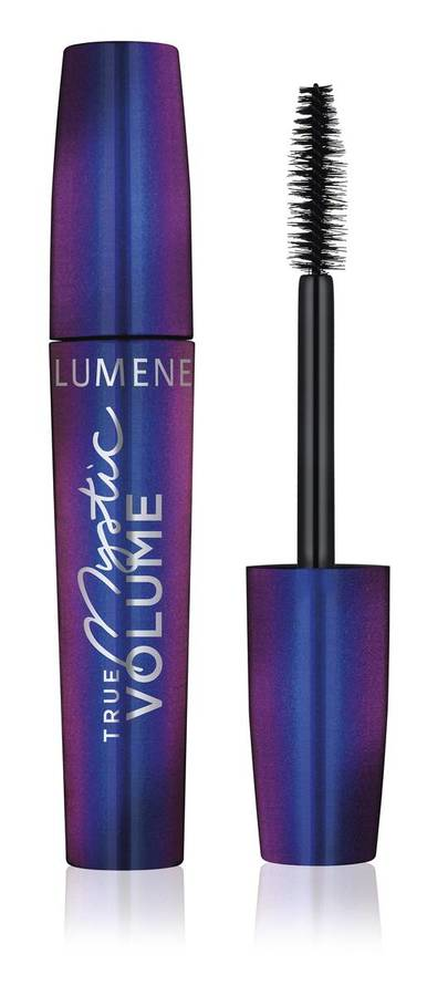 Lumene True Mystic Volume Mascara Mystic Black 11ml