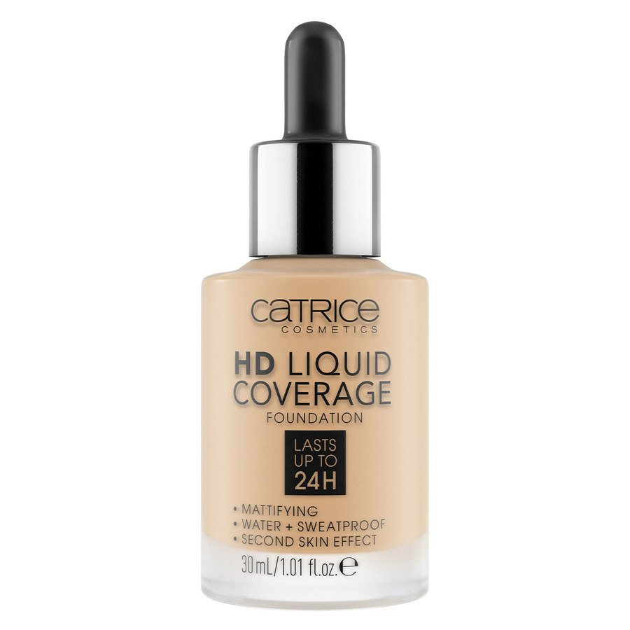 Catrice HD Liquid Coverage Foundation 038 Honey Beige 30 ml