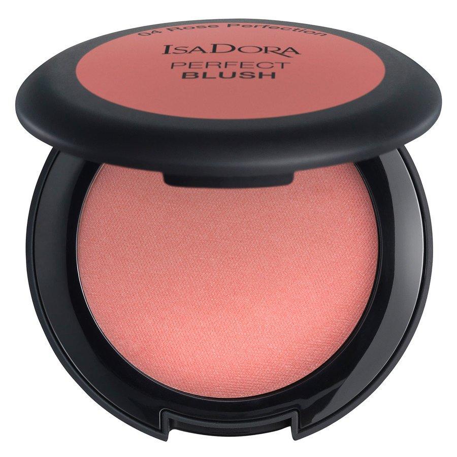 IsaDora Perfect Blush 04 Rose Perfection 4,5 g