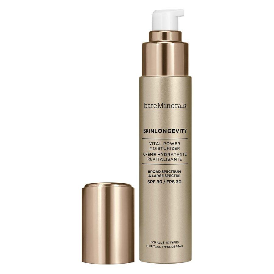 BareMinerals Skinlongevity Vital Power Moisturizer SPF30 50 ml
