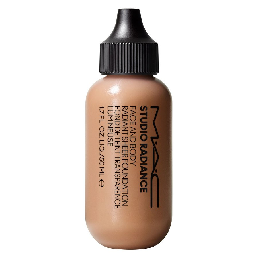 MAC Cosmetics Studio Radiance Face And Body Radiant Sheer Foundation N4 50 ml