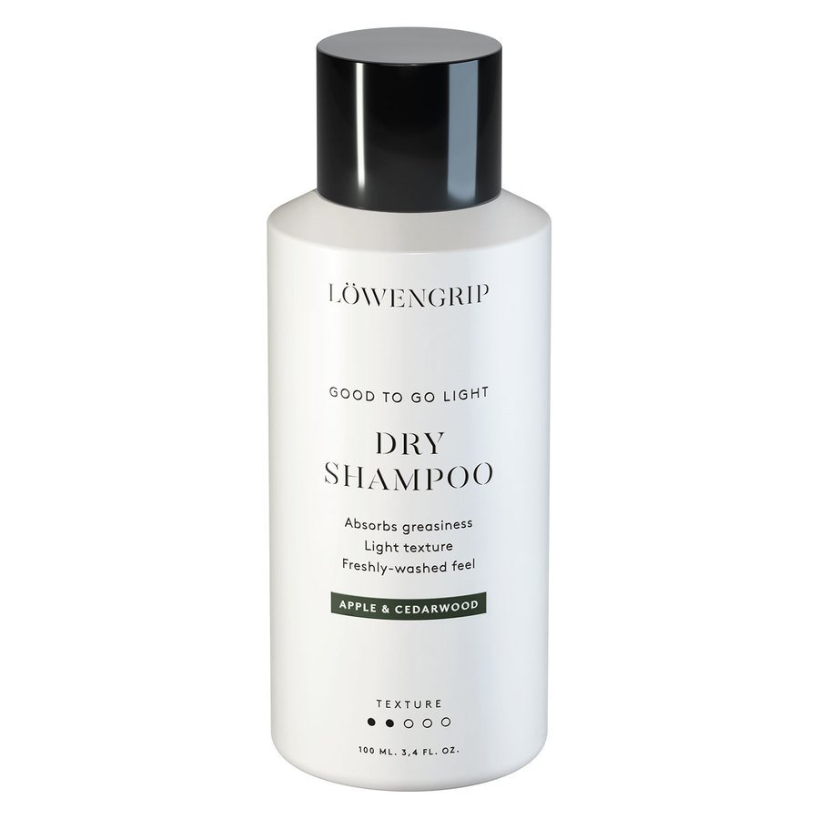 Löwengrip Good To Go Dry Shampoo Apple & Cedarwood 100ml