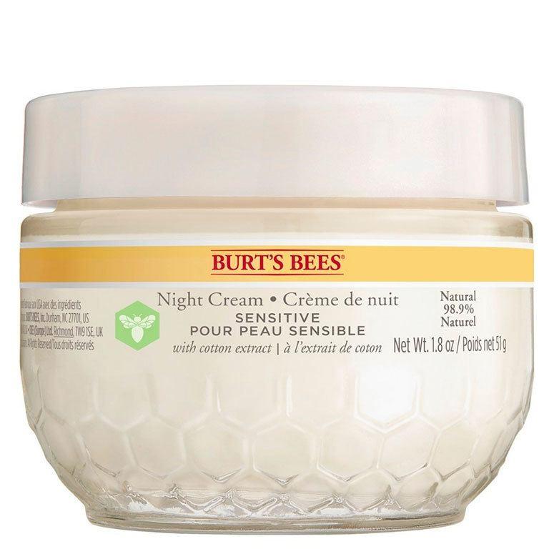Burt's Bees Sensitive Skin Night Cream 51 g