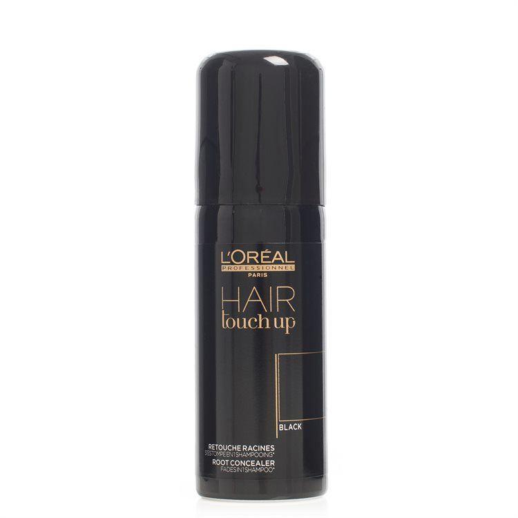 L'Oréal Professionnel LP Hair Touch Up Black 75ml