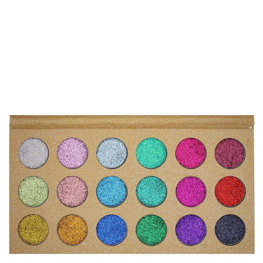 Smashit Metallic Glitter Palette 29,5g