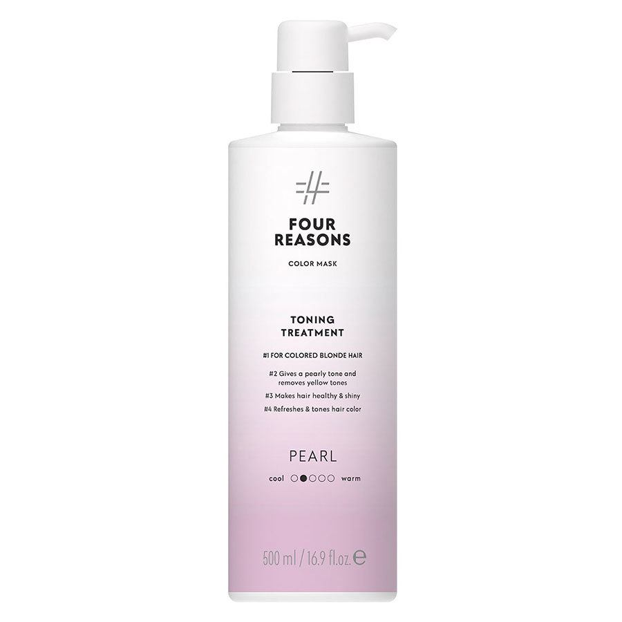 Four Reasons Color Mask Toning Treatment Pearl 500 ml