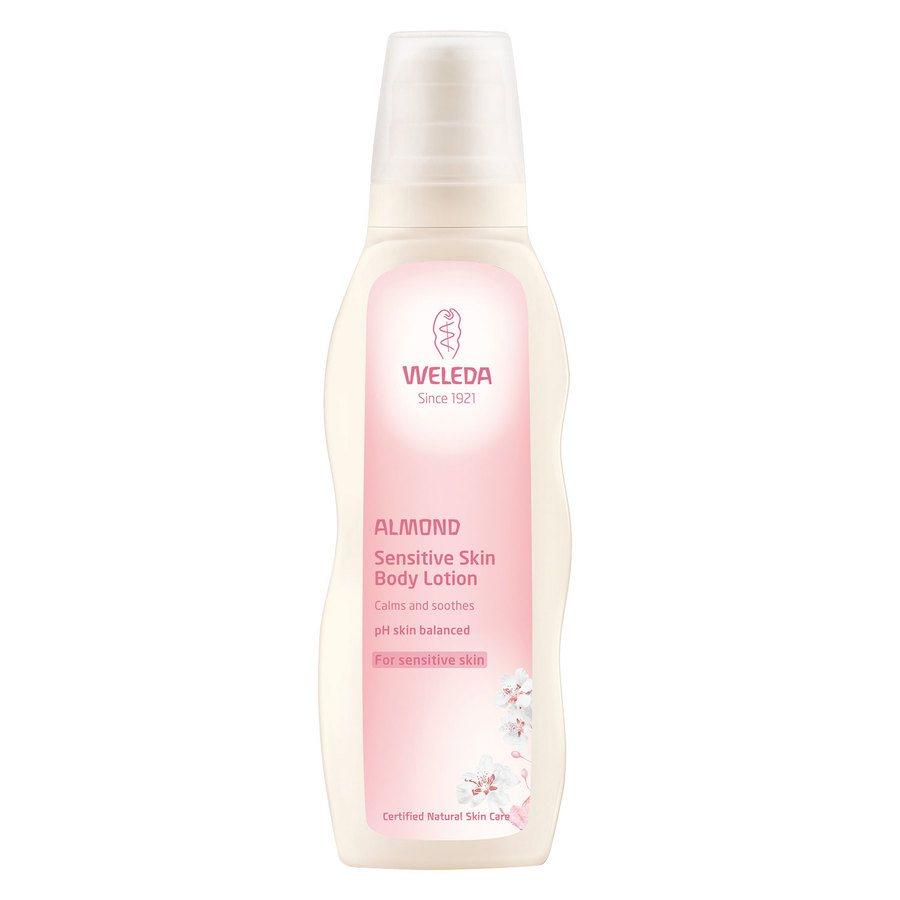 Weleda Almond Sensitive Skin Body Lotion 200 ml