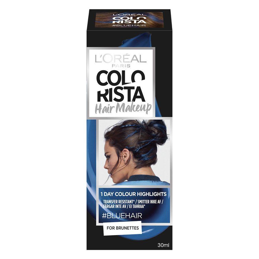 L'Oréal Paris Colorista Hair Makeup 19 Blue