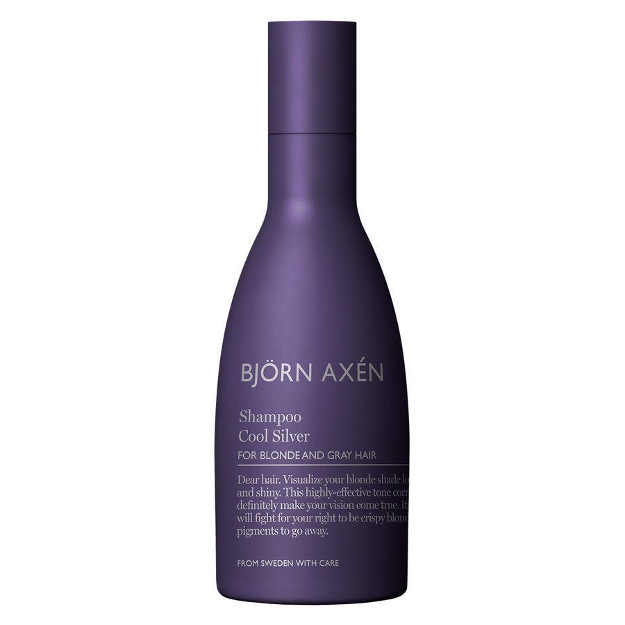 Björn Axén Cool Silver Shampoo 250 ml