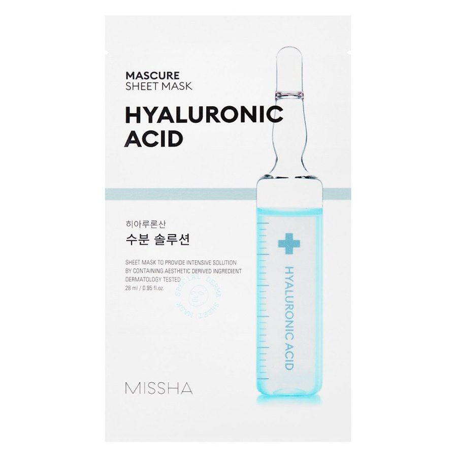 Missha Mascure Hydra Solution Sheet Mask 27 ml