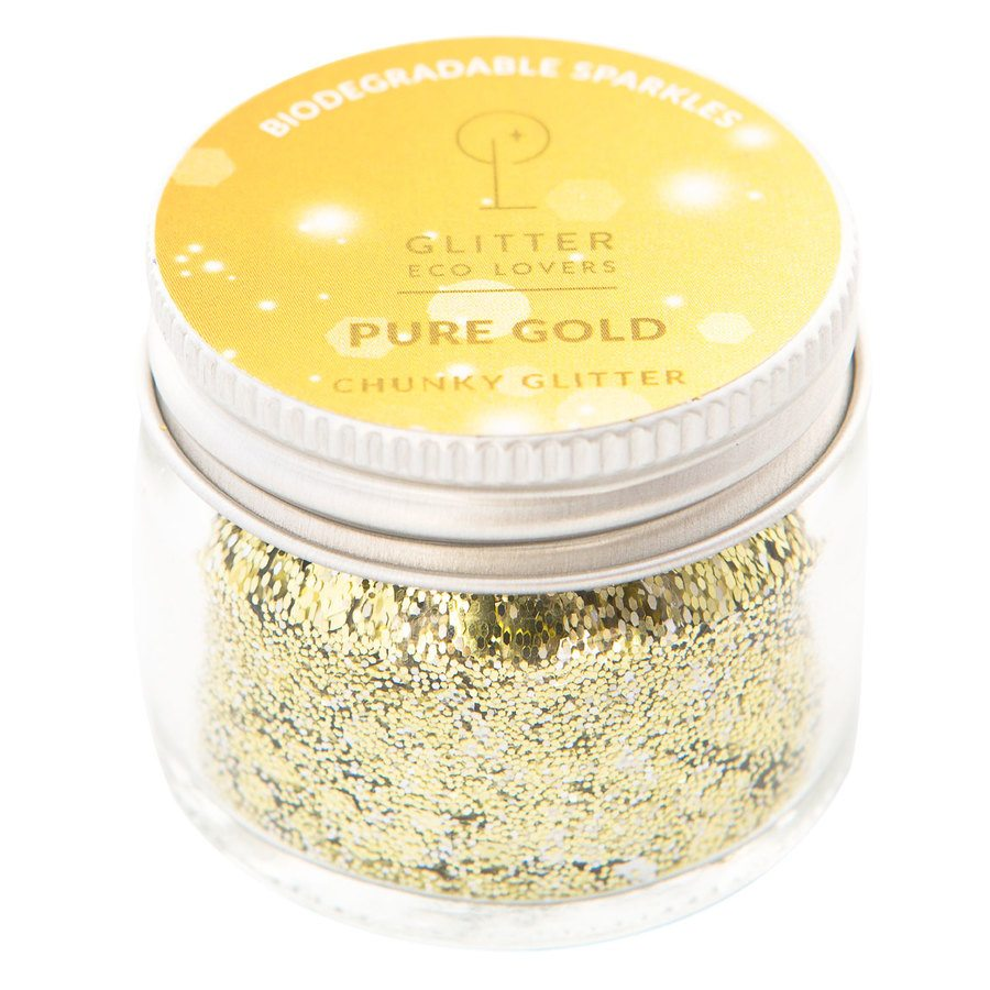 Glitter Eco Lover Pure Gold 15ml