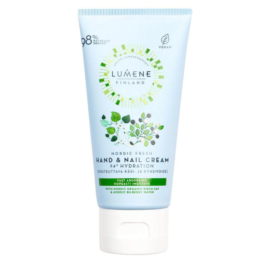 Lumene Nordic Fresh Hand & Nail Cream 75 ml