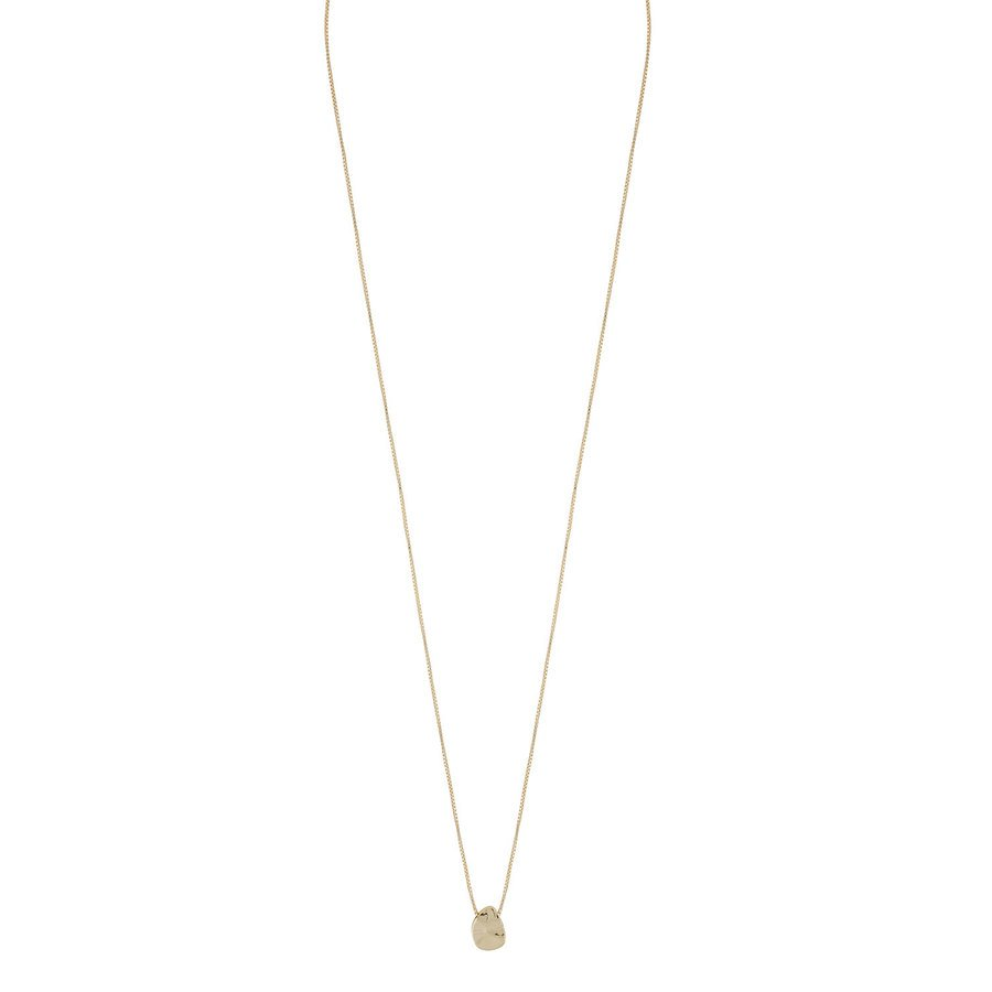 Snö Of Sweden Maxime Small Pendant Necklace Plain 60 cm