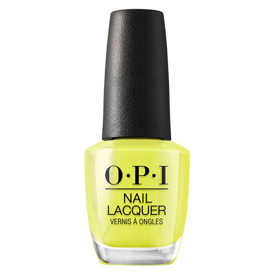 OPI Neon Collection Nail Lacquer Pump Up The Volume 15ml