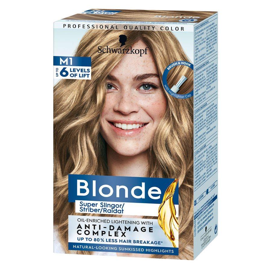 Schwarzkopf Blonde Highlights M1