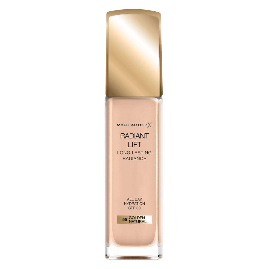 Max Factor Radiant Lift Foundation # 55 Golden Natural 30 ml