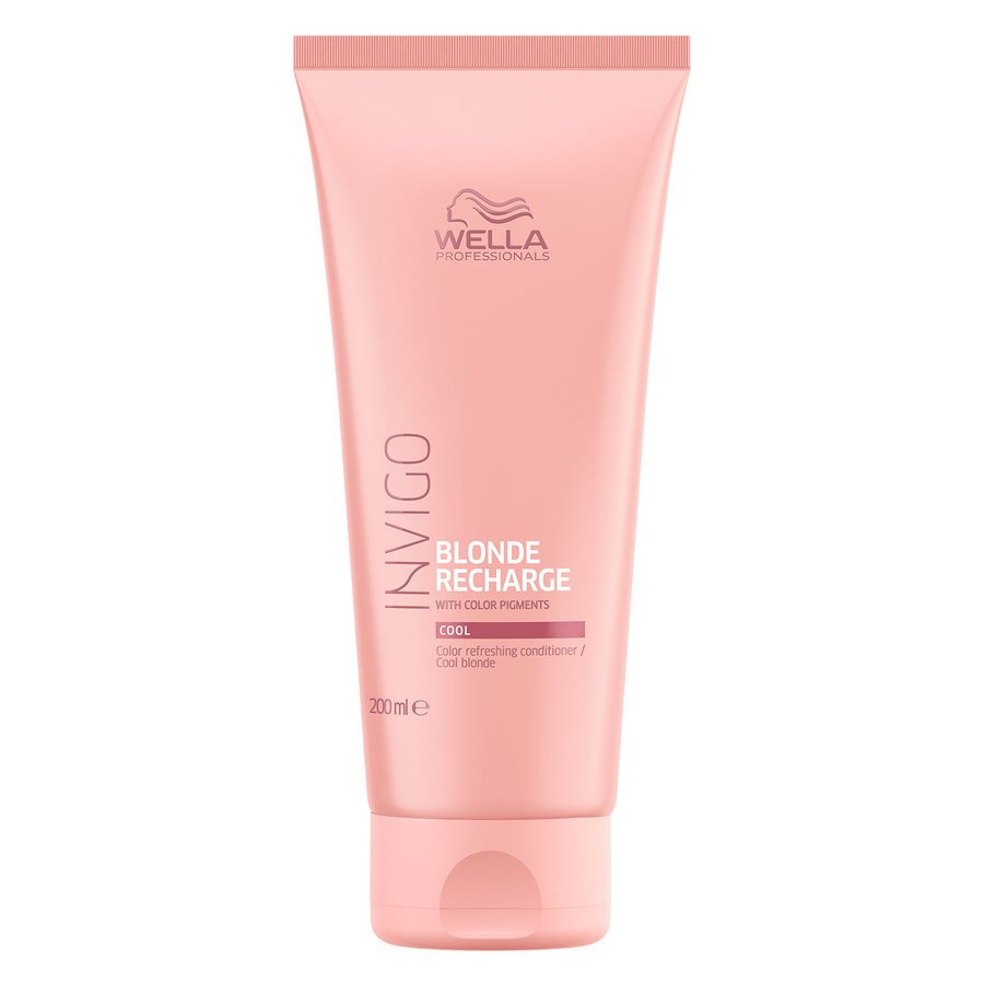 Wella Professionals Invigo Cool Blonde Color Refreshing Conditioner 200ml