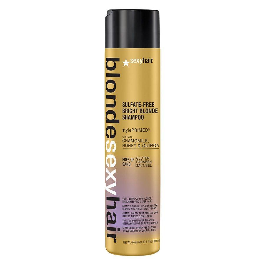 SexyHair Bright Blonde Shampoo 300 ml