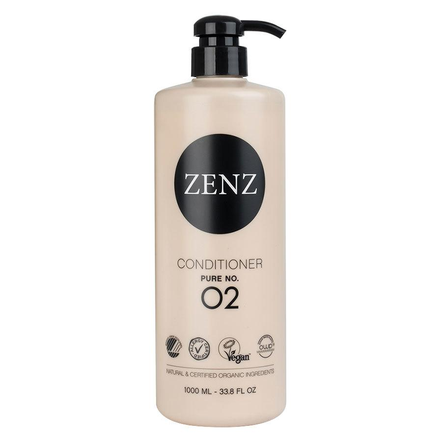 Zenz Organic No. 02 Pure Conditioner 1000 ml