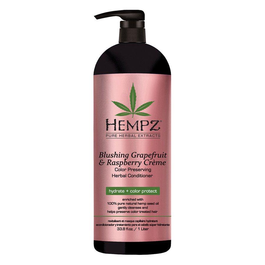 Hempz Blushing Grapefruit & Raspberry Crème Conditioner 1000 ml
