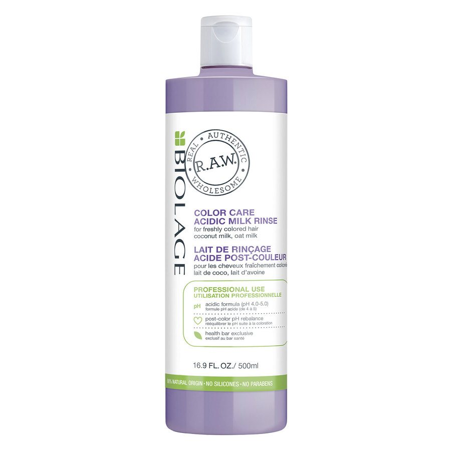 Biolage R.A.W. Color Care Acidic Milk Rinse 500 ml