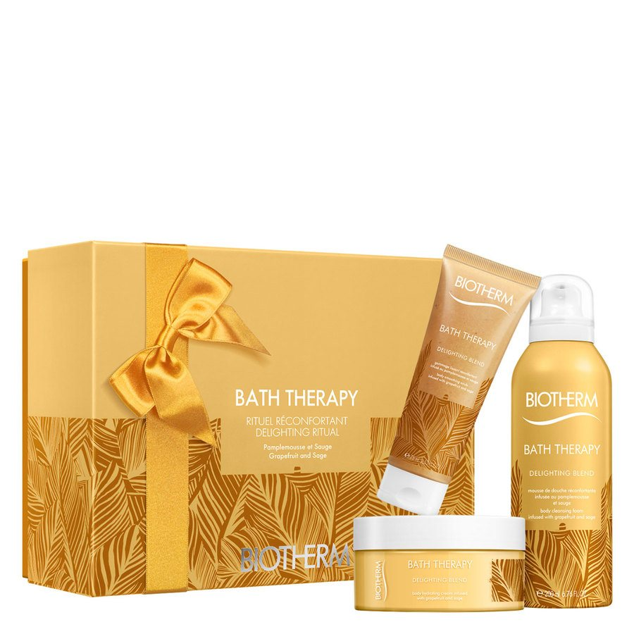 Biotherm Bath Therapy Delighting Blend Starter Set Large 430ml