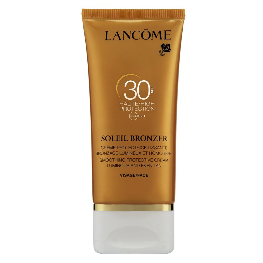 Lancôme Soleil Bronzer Sun Protection Face Cream SPF30 50 ml
