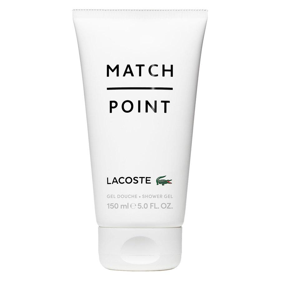 Lacoste Match Point Shower Gel 150 ml