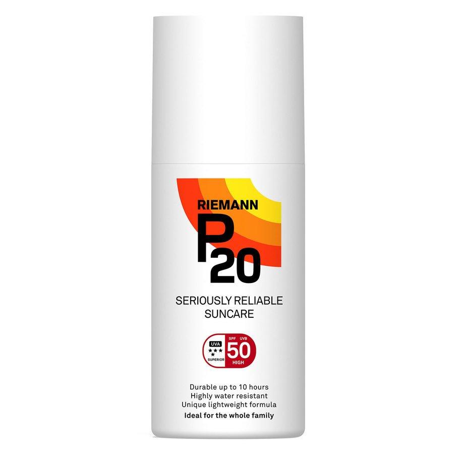 Riemann P20 Spray SPF50 200 ml (Pumpsprayflaska)