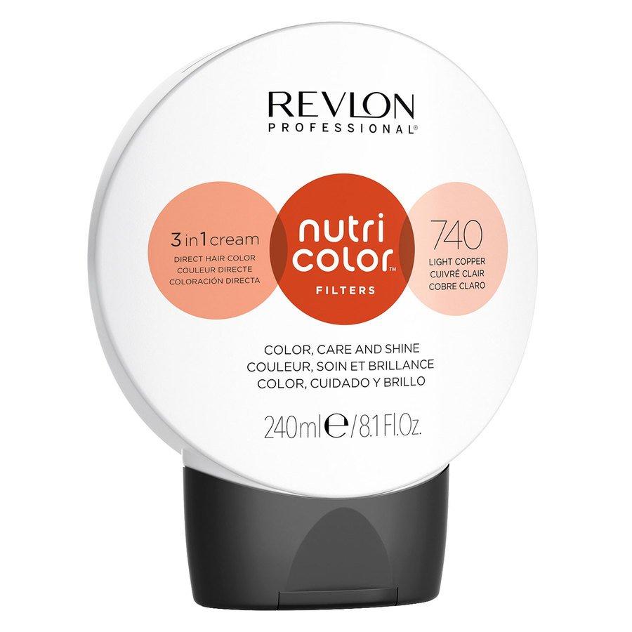 Revlon Professional Nutri Color Filters 740 240 ml