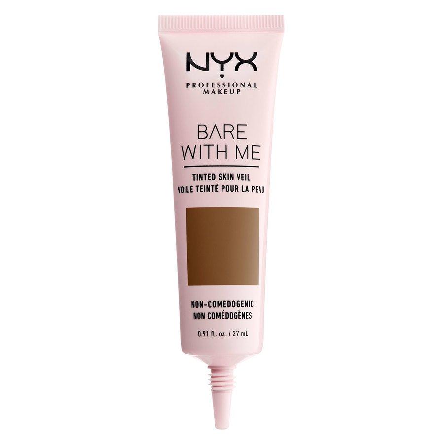 NYX Professional Makeup Bare With Me Tinted Skin Veil Deep Sable 27 ml