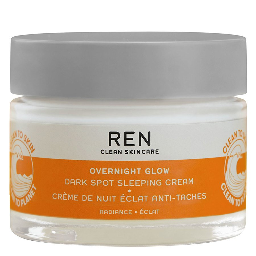 REN Clean Overnight Glow Dark Spot Sleeping Cream 50 ml