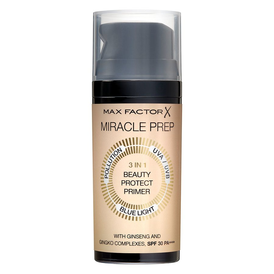 Max Factor Miracle Beauty 3-in-1 Prep Primer SPF30 30 ml