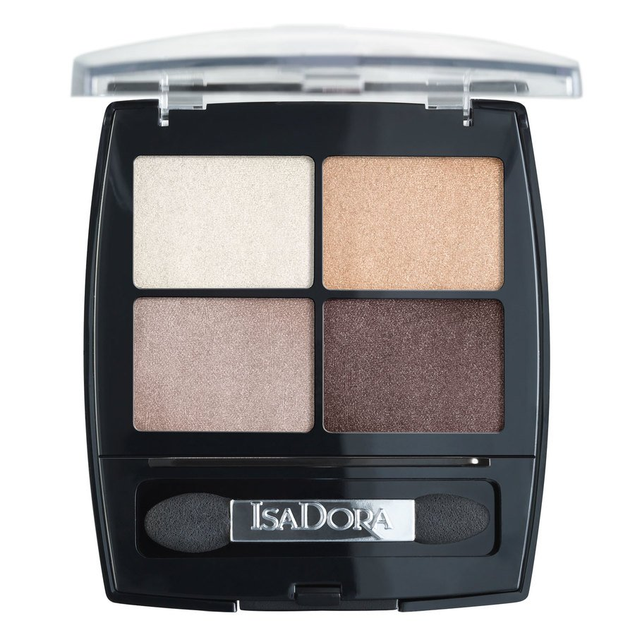 IsaDora Eye Shadow Quartet 35 Pearls 5g