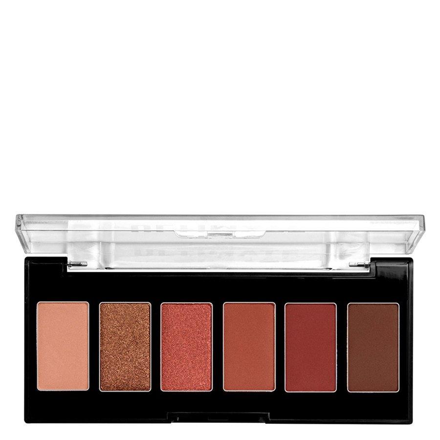 NYX Professional Makeup Ultimate Edit Petite Shadow Palette 01 Warm Neutrals 7,2 gr