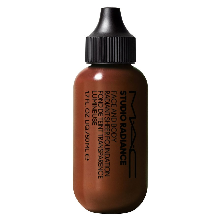 MAC Cosmetics Studio Radiance Face And Body Radiant Sheer Foundation N8 50 ml