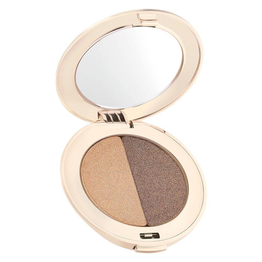 Jane Iredale PurePressed Duo Eye Shadow Sunlit/Jewel 2,8 g