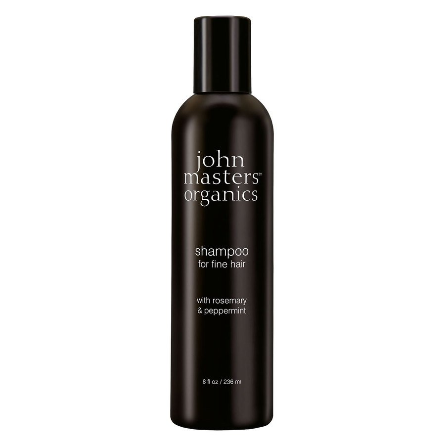 John Masters Organics Shampoo For Fine Hair With Rosemary & Peppermint 236 ml