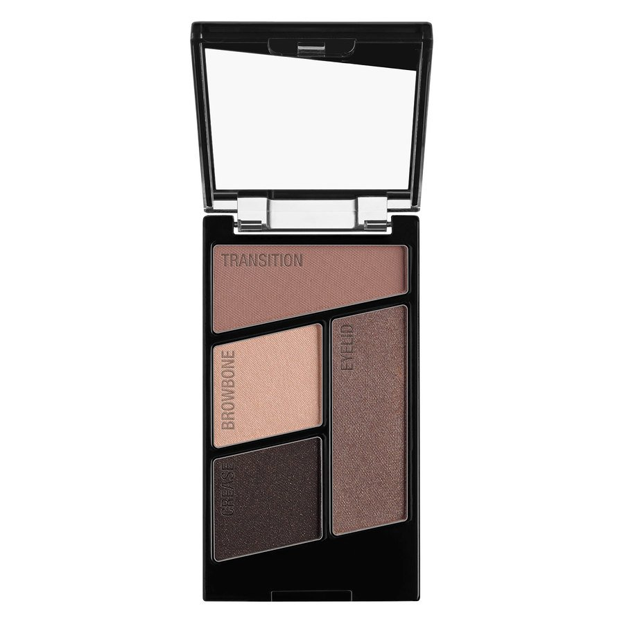 Wet`n Wild Color Icon Eyeshadow Quad Silent Treatment
