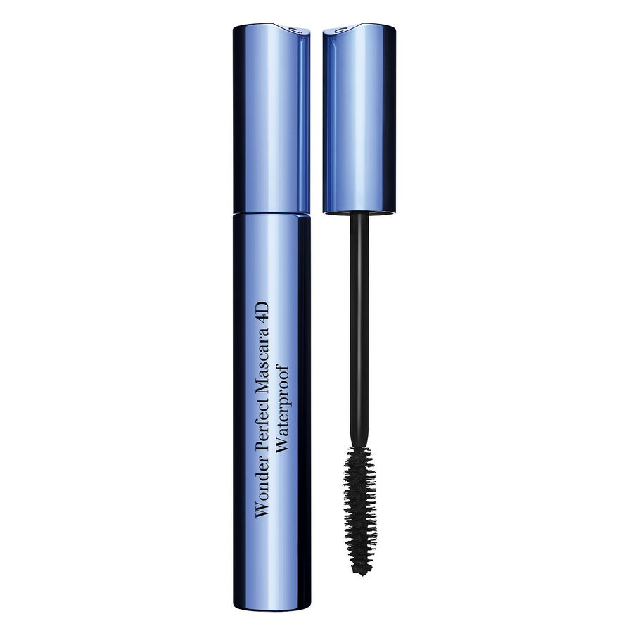Clarins Waterproof Wonder Perfect 4D Mascara 01 Black 8 ml