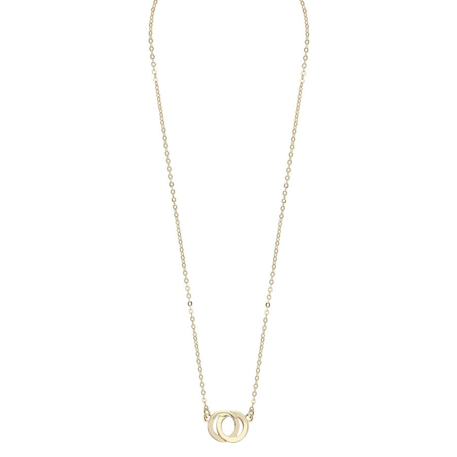 Snö of Sweden Francis Small Necklace Plain 40 cm