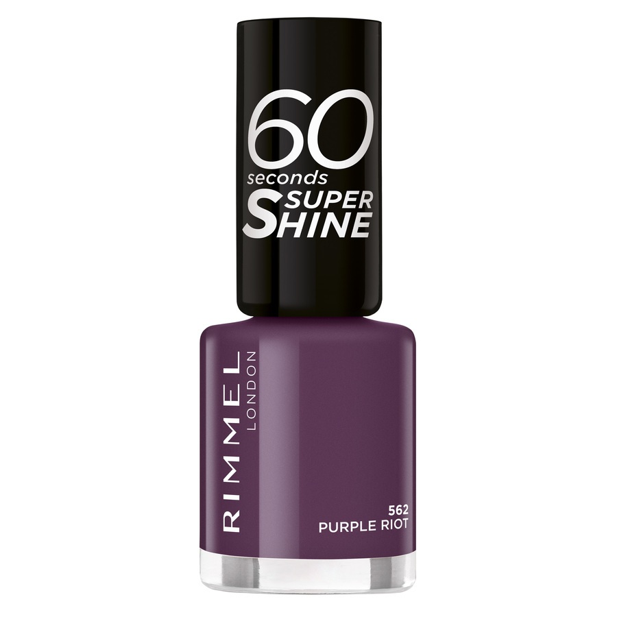 Rimmel London 60 Seconds Super Shine 562 8ml