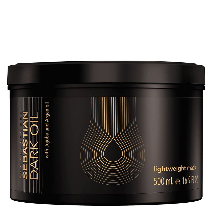 Sebastian Professional Dark Oil Lightweight Hair Mask 500 ml