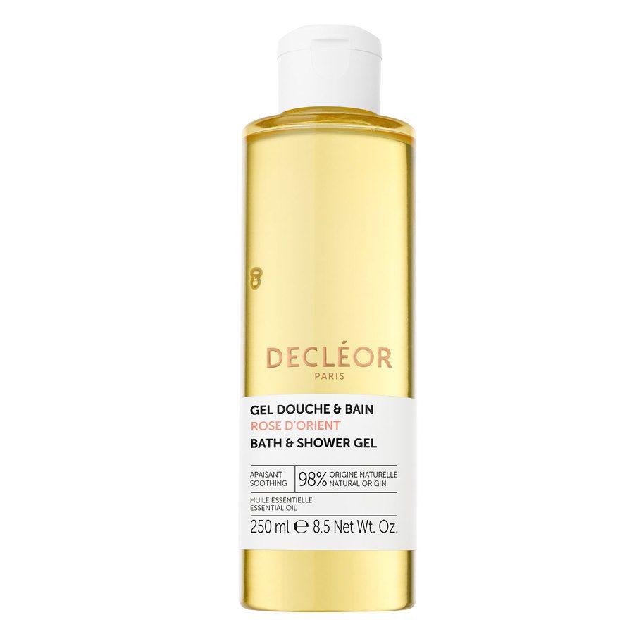 Decléor Rose D'Orient Bath And Shower Gel 250 ml