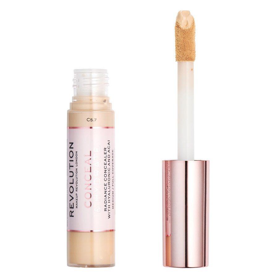 Makeup Revolution Concealer & Hydrate Concealer C5.7 13,3 ml