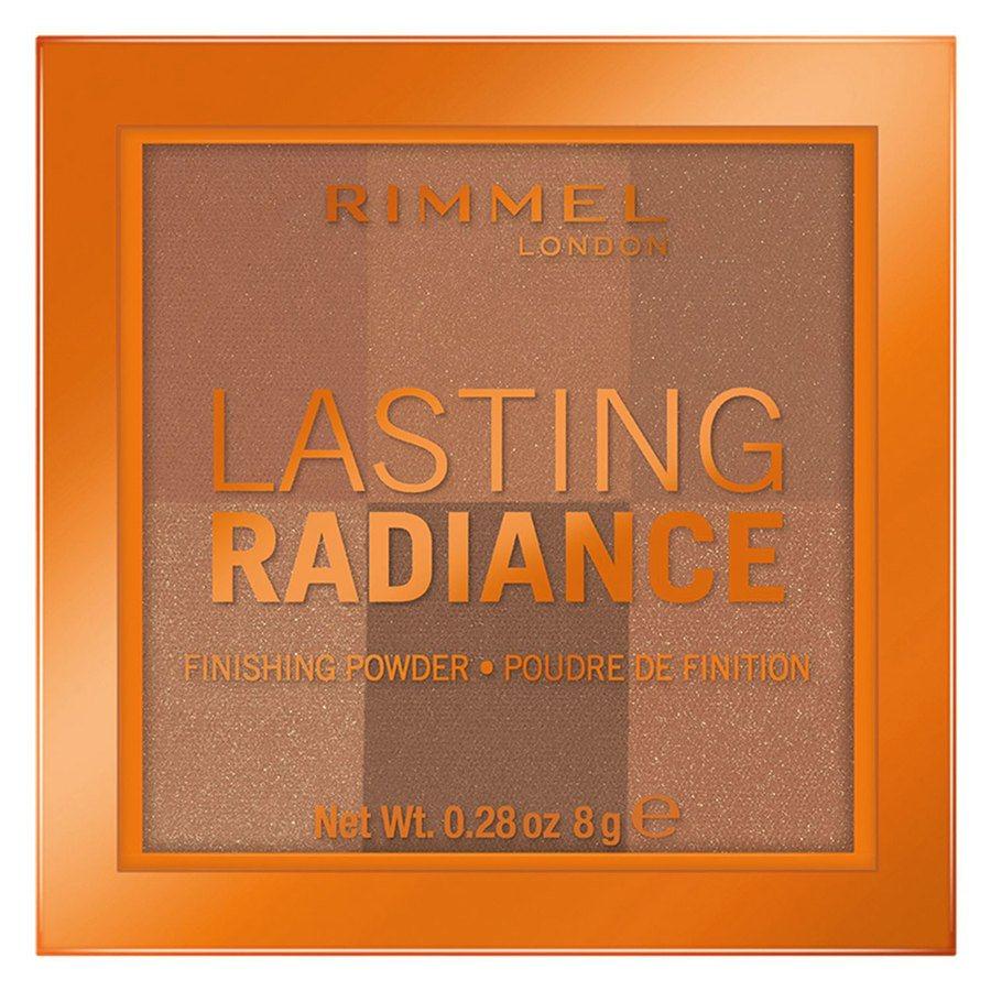 Rimmel London Lasting Radiance Powder #003 Espresso 8 g