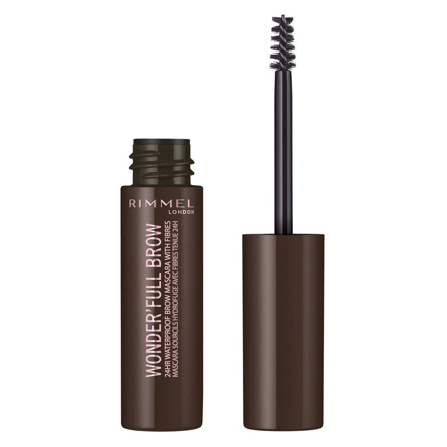 Rimmel London Eye Wonder'Full Brow Mascara 24H #003 Dark 5 ml